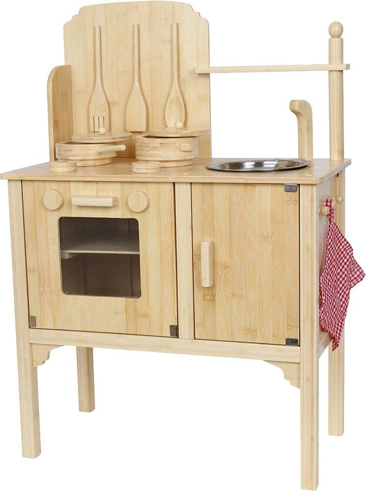 Bambusowa Kuchnia Dla Dzieci Small Foot Zabawa W Sklep I