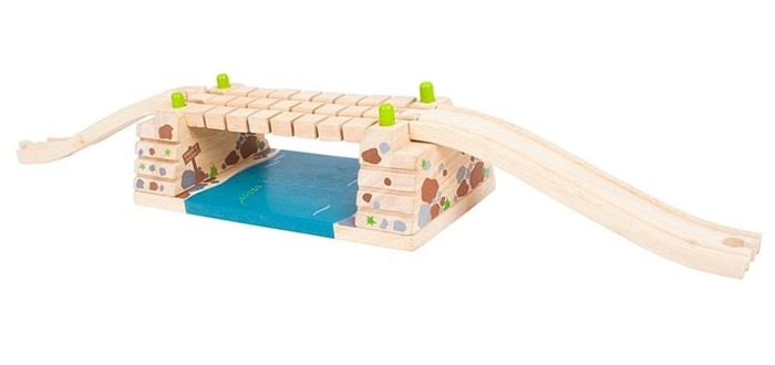 Ruchomy most, Bigjigs Rail